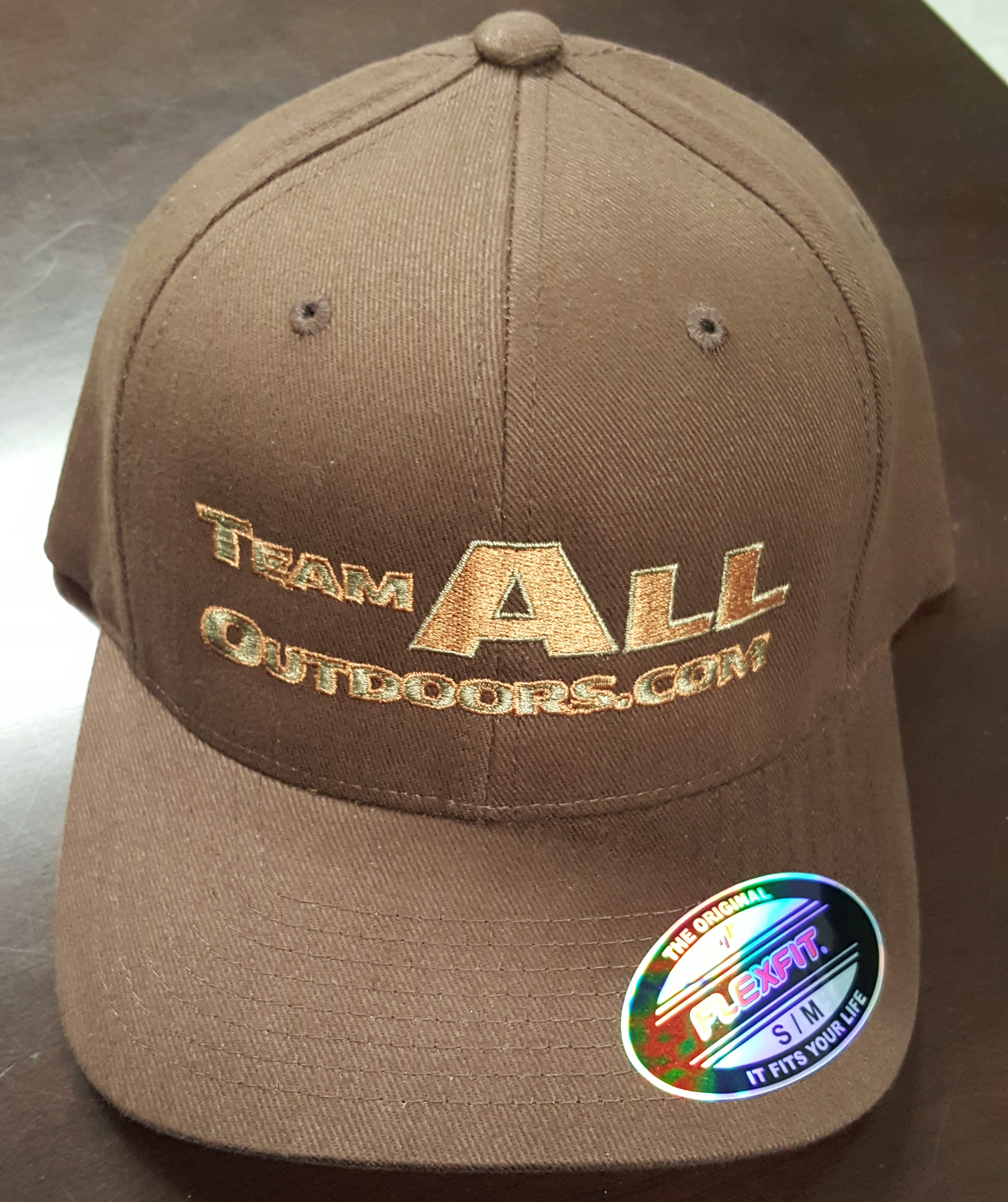 Flexfit TAO Hat Brown Front