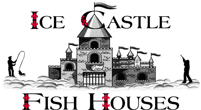 Ice Castle fish house