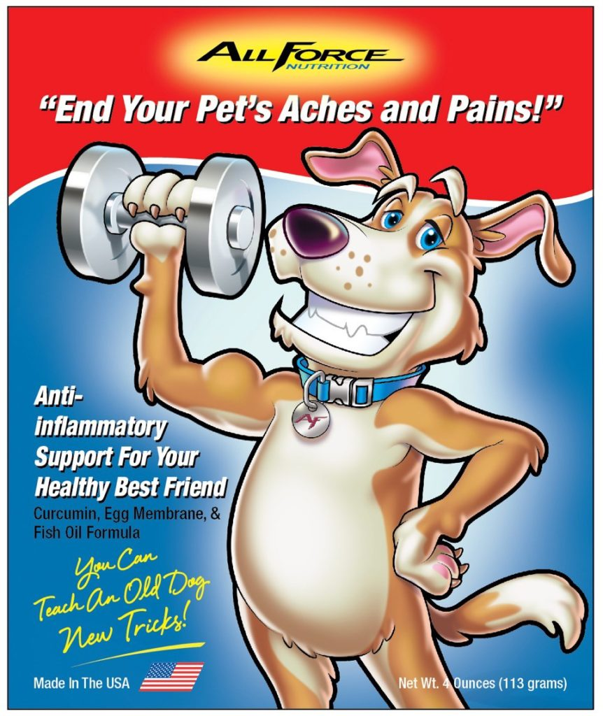pet nutrition all force nutrition